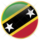 Saint Kitts Icon