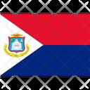 Flag Country Saint Martin Icon