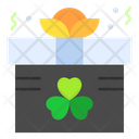 Saint Patrick Gift Icon