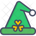 Saint Patrick Hat Icon