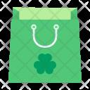 Saint Patrick shopping Icon