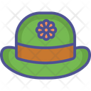 Saint Patricks Day Day Hat Icon
