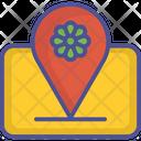 Saint Patricks Location Location Pin Icon