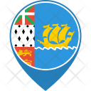 Saint Pierre Miquelon Icon
