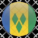 Saint Vincent National Icon