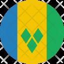 Saint Vincent Icon