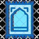 Sajadah Pray Salat Icon