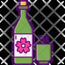 Msake Sake Alcohol Icon