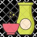 Sake Beverage Hot Drink Icon