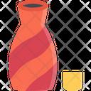 Sake Food Delicious Icon