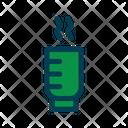 Sake Bottle Beverage Icon