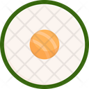 Salmon Fish Sushi Icon