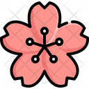 Sakura Japan Tree Icon