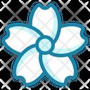 Sakura Flower Blossom Icon