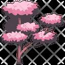 Sakura Wood Branch Icon