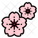 Sakura Flower Perfume Icon