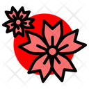 Japan Japanese Blossom Icon