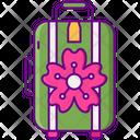 Msakura Tour Package Sakura Tour Package Luggage Icon