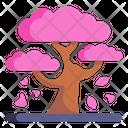 Tree Sakura Tree Nature Icon