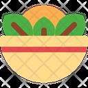 Salad Vegetable Healthy Icon