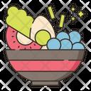Salad Deit Food Deit Icon