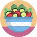Food Salad Cucumber Icon