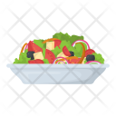 Salad Fruit Mixed Icon