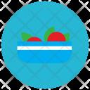 Salad Food Icon