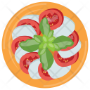 Salad Green Easy Icon
