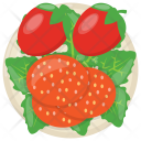 Salad Green Spinach Icon