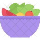 Salad Cook Cooking Icon