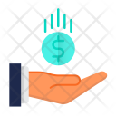 Salary Payments Coin Icon