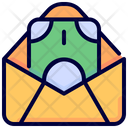 Salary Envelope Cash Icon