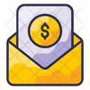 Money Envelope Cash Finance Icon