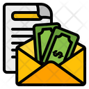 Salary Income Money Icon
