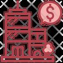 Salary Money Office Icon