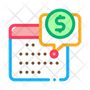 Salary Date Icon