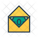 Salary Letter Icon
