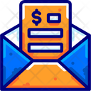 Email Message Sent Icon