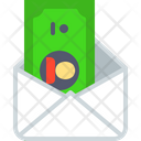 Dollar Mail Mail Dollar Icon