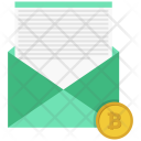 Communications Mail Open Icon