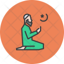 Salat Ramadan Islam Icon
