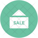 Sale Hanging Sign Icon