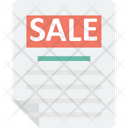 Sale Property Sale For Sale Icon