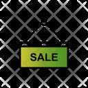 Sale Sale Sign Board Sign Board Icon