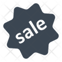 Shopping Sticker Sale Icon