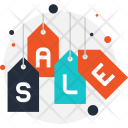 Sale Buy Discount Icon
