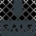 Sale Sticker Label Icon