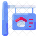 Sale House Buke Icon
