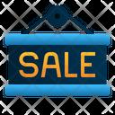 Sale Signage Label Icon